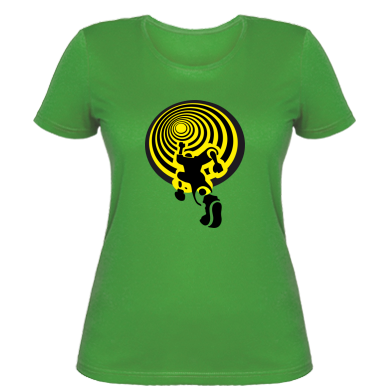 Купити Жіноча футболка До мети!