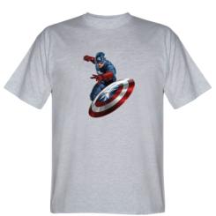 Футболка Капітан Америка