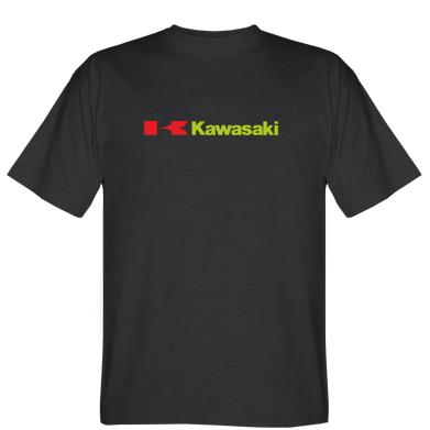 Футболка Kawasaki Logo
