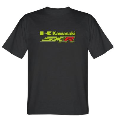 Футболка Kawasaki SX-R800