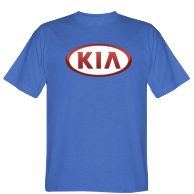 Футболка KIA 3D Logo
