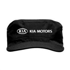 Кепка мілітарі Kia Motors Logo