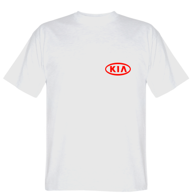 Футболка KIA Small