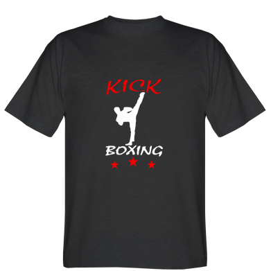 Футболка Kickboxing Fight
