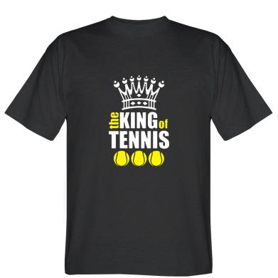 Футболка King of Tennis