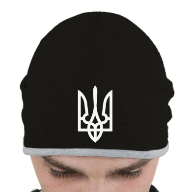 Шапка Класичний герб України