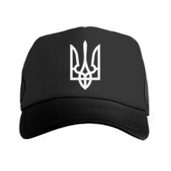 Кепка-тракер Класичний герб України