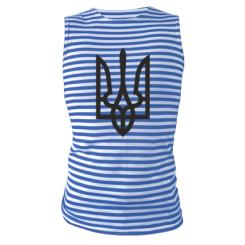 Майка-тільняшка Класичний герб України