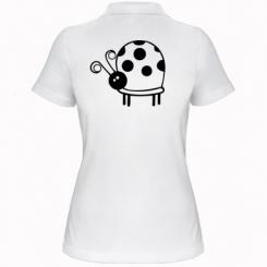 Купити Жіноча футболка поло Корівка