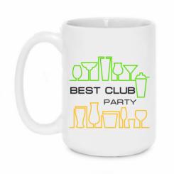 Купити Кружка 420ml Best Party Club