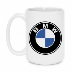 Купити Кружка 420ml BMW