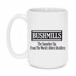 Кружка 420ml Old Bushmills Brand