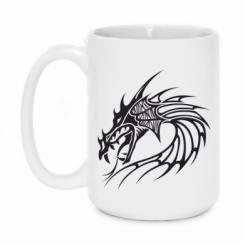 Купити Кружка 420ml Dragon