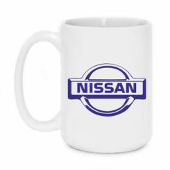 Купити Кружка 420ml логотип Nissan