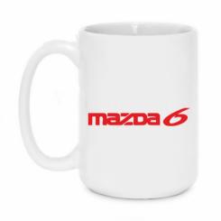 Купити Кружка 420ml Mazda 6