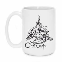 Купити Кружка 420ml Рак ( Cancer)