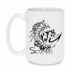 Купити Кружка 420ml Scorpio (Скорпіон)