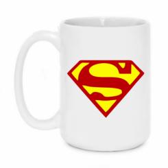 Купити Кружка 420ml Superman