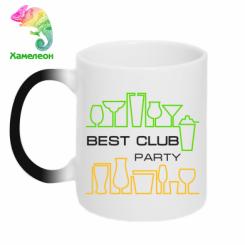 Купити Кружка-хамелеон Best Party Club