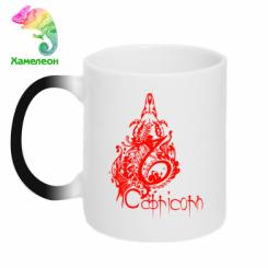 Купити Кружка-хамелеон Capricorn (Козеріг)