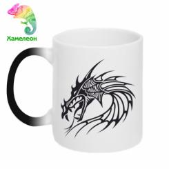 Купити Кружка-хамелеон Dragon
