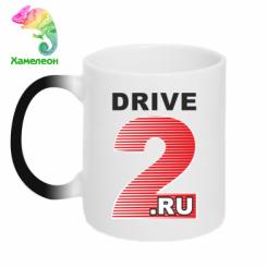 Купити Кружка-хамелеон Drive2.ru