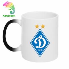Купити Кружка-хамелеон Dynamo Kiev