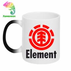 Купити Кружка-хамелеон Element