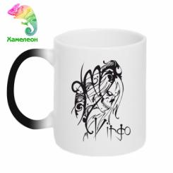 Купити Кружка-хамелеон Virgo (Діва)