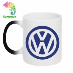 Купити Кружка-хамелеон Volkswagen