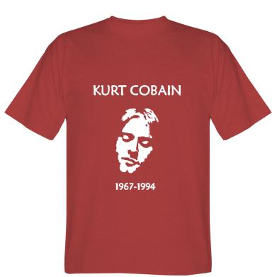Футболка Kurt Cobaine 1967-1994
