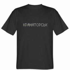 Футболка Квітучий Краматорськ
