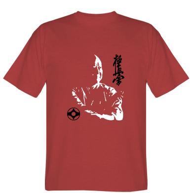 Футболка Kyokushin Kanku logo
