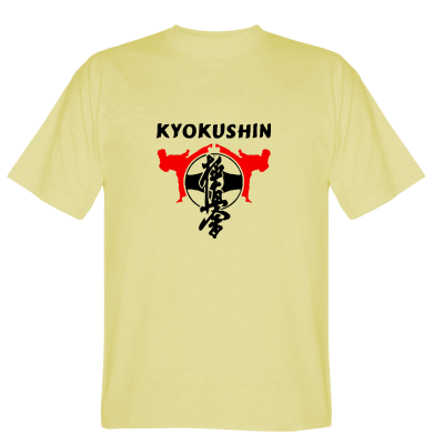 Футболка Kyokushin