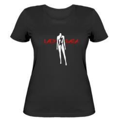 Жіноча футболка Lady Gaga Body