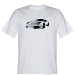 Футболка Lamborghini Car