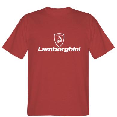 Футболка Lamborghini