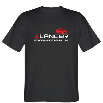 Футболка Lancer Evolution X