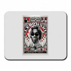 Килимок для миші Lebowski Poster