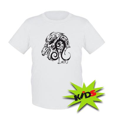 Купити Дитяча футболка Leo (Лев)