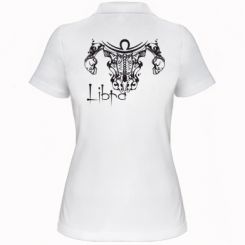 Купити Жіноча футболка поло Ваги (Терези)