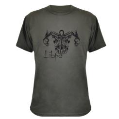Купити Камуфляжна футболка Ваги (Терези)