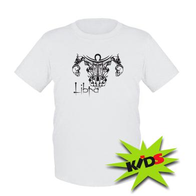 Купити Дитяча футболка Ваги (Терези)
