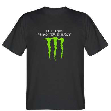 Футболка Life For Monster Energy