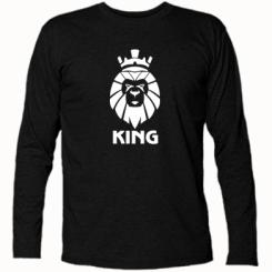 Футболка з довгим рукавом Lion King
