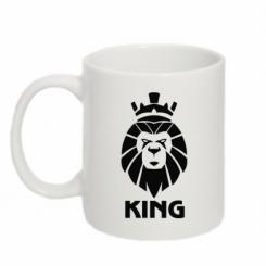 Кружка 320ml Lion King