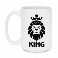 Кружка 420ml Lion King