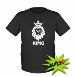 Дитяча футболка Lion King