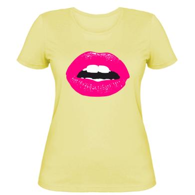 Жіноча футболка Lips