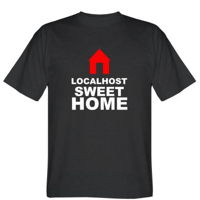 Футболка Localhost Sweet Home